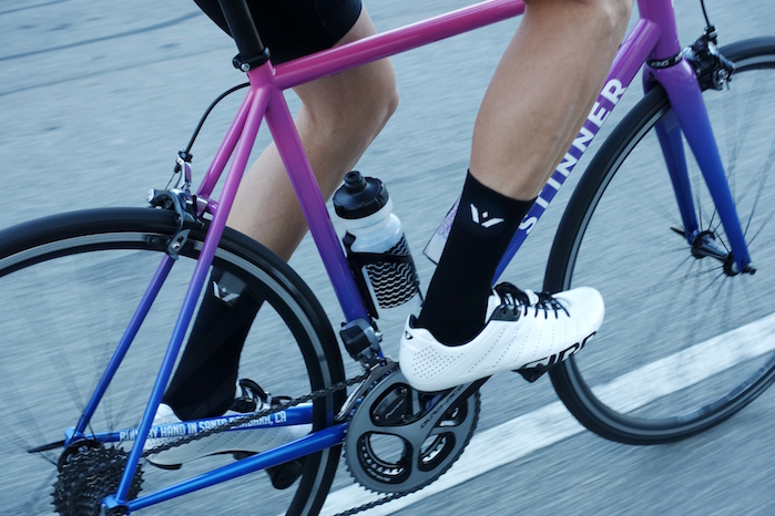 On Test: Cutaway USA Neck Warmer x Swiftwick Merino Socks